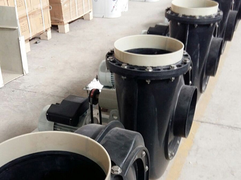 Chemical Resistant Fans